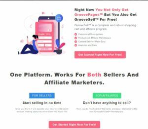 Free Sales Funnel Account